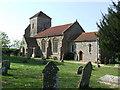 TF6918 : All Saints Ashwicken by Keith Evans