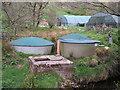 SD7190 : Waterworks by John Illingworth