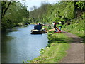 SO8899 : Canal Repairs by Gordon Griffiths