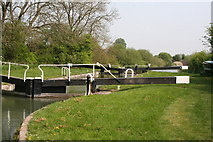 SU2662 : Lock No 62, Crofton, Kennet and Avon Canal by Dr Neil Clifton