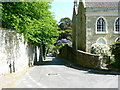 ST7860 : The Hill, Freshford by Brian Robert Marshall