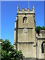ST7860 : St Peter's church, Freshford by Brian Robert Marshall