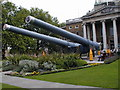 TQ3179 : The Imperial War Museum Lambeth by Chris Gunns