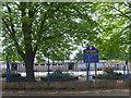 SO8896 : Springdale School by Gordon Griffiths