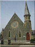 SH5800 : English Presbyterian Church, Tywyn by William Metcalfe
