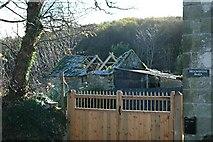 SW9555 : Moonshine Barn by Tony Atkin