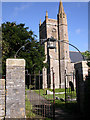 ST5360 : Nempnett Thrubwell Church, Somerset by Vera Baber