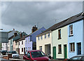 SO5924 : Row of cottages, Ross-on-Wye by Pauline Eccles