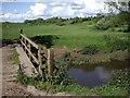 SJ6646 : Bridge over River Weaver by Ian Bottomley
