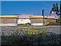 TA0627 : Abandoned luncheonette by Paul Harrop