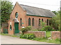 SP8027 : Primitive Methodist Church, Swanbourne by David Hawgood