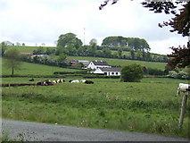 N5227 : Rural scene south of Ballyhugh by Jonathan Billinger
