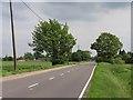 TL2889 : Oil Mills Road Ramsey Mereside by Andrew Tatlow