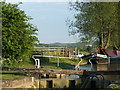 SP9318 : Lock 32 near Cheddington - 2005 by Maurice Pullin
