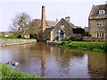 SP1622 : Lower Slaughter Mill by Graham Horn