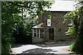 SX3873 : Luckett Post Office by Tony Atkin