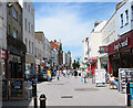 SO9522 : High Street, Cheltenham by Pauline Eccles