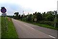 TL1656 : Chawston Lane by Andrew Tatlow