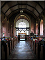 TG4719 : St. Mary, West Somerton by Evelyn Simak