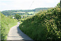 SX3087 : Werrington: towards Wringsdown by Martin Bodman