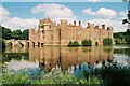 TQ6410 : Herstmonceux Castle by Chris Downer