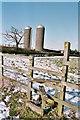 SJ3660 : Dodleston Silos by Paul Roberts