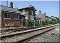 TA1062 : Burton Agnes Railway Station by Paul Glazzard