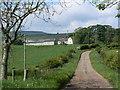NS4607 : Minnivey Farm by James Allan