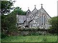 SM9632 : St Mary's church, Llanfair-nant-y-gof by ceridwen