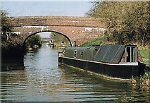 ST8860 : Whaddon Grove Bridge - No.162 - nr. Whaddon - 2004 by Maurice Pullin