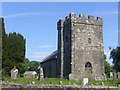SN0025 : Church of St Mary by Roger W Haworth
