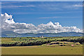 NX3700 : Cumulus and Tumulus near Ballaghaie by Andy Stephenson