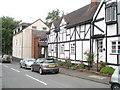 SO8973 : Main street at Chaddesley Corbett by Trevor Rickard