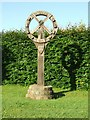TM2172 : Horham village sign by Jeff Tomlinson