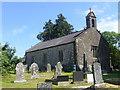 SN1121 : St Tysilio's Church by Roger W Haworth