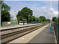 Dist:0.3km<br/>Located on the Borderlands Line between Bidston and Wrexham.