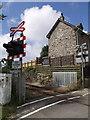 SW8759 : Cosworth crossing by Derek Harper