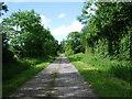 NY2441 : Road to Well Rash by Alexander P Kapp