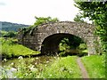 SO3104 : Bridge over the Monmouthshire & Brecon Canal by Claire Seyler