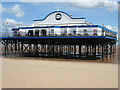 TA3008 : Cleethorpes pier by Kate Jewell