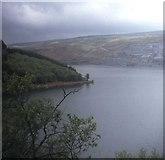 SN7848 : Llyn Brianne Reservoir by Trevor Rickard