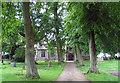 TG3421 : St Michael & All Angels, Barton Turf, Norfolk by John Salmon