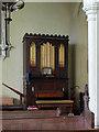 TG3421 : St Michael & All Angels, Barton Turf, Norfolk - Organ by John Salmon