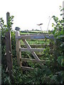 ST6463 : Kissing gate, Compton Common by Virginia Knight