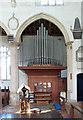 TG3818 : St Catherine, Ludham, Norfolk - Organ by John Salmon