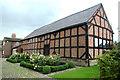 SJ8180 : Barlow House Farm by Peter Ward