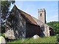 TG1216 : St Andrew, Attlebridge, Norfolk by John Salmon