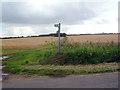 TL1869 : Bridleway by Les Harvey