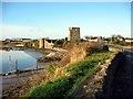 S5714 : Granagh Castle by Paul O'Farrell