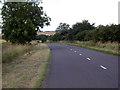 TL1171 : Road towards Spaldwick by Les Harvey